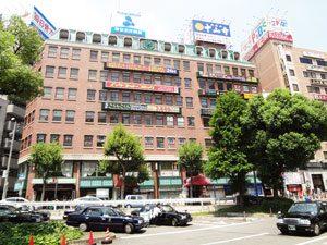 バーチャルオフィス/神戸三宮ルミエ2号店の外観