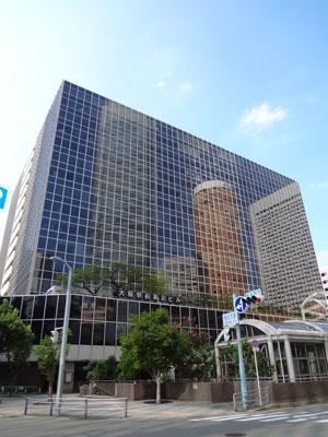 自習室 大阪、大阪梅田1号店が入っている大阪駅前第2ビル