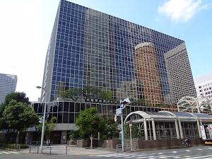 自習室 大阪、梅田ルミエ自習室が入居している大阪駅前第2ビル